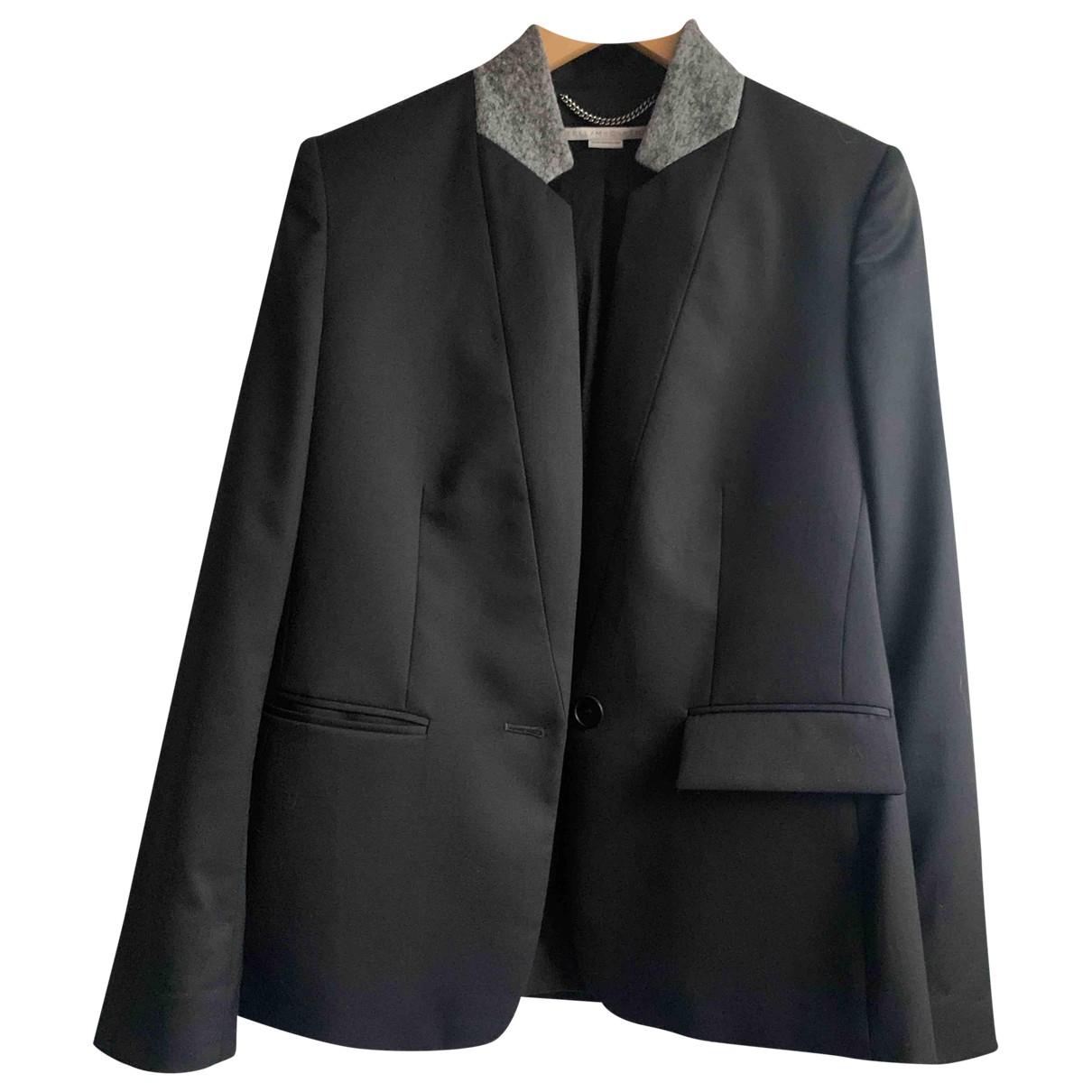 Stella Mccartney - Veste   pour femme en coton - noir
