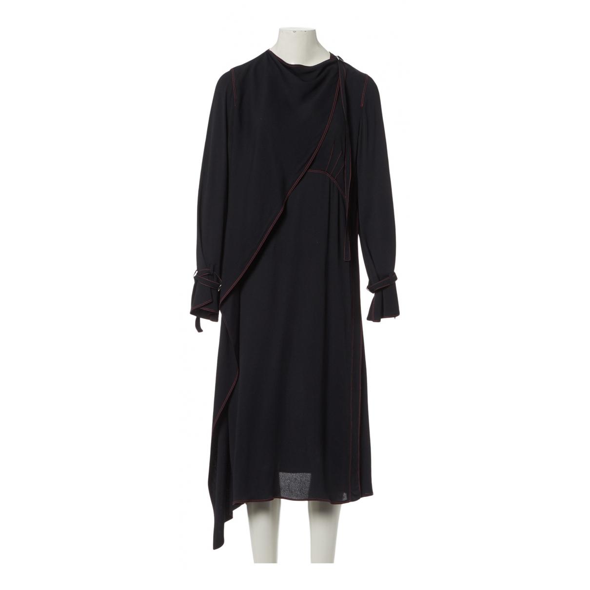 Maxi vestido de Seda Sies Marjan