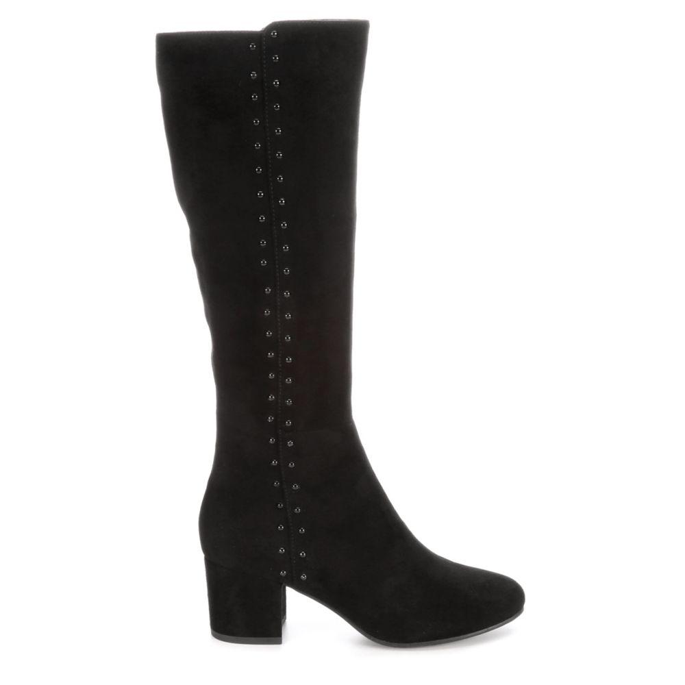 Lauren Blakwell Womens Joyce Wide Calf Dress Boot