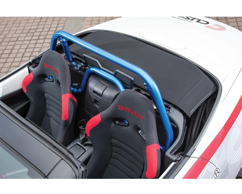 Cusco 429 261 ES 6 Point Chromoly Roll Cage W/ Side Bar Mazda Miata 2016
