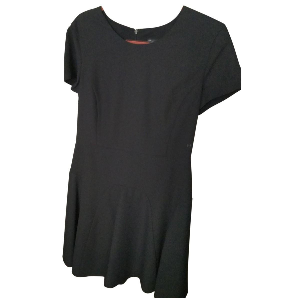 Armani Jeans \N Kleid in  Blau Polyester