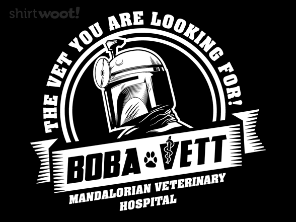 Boba Vett T Shirt