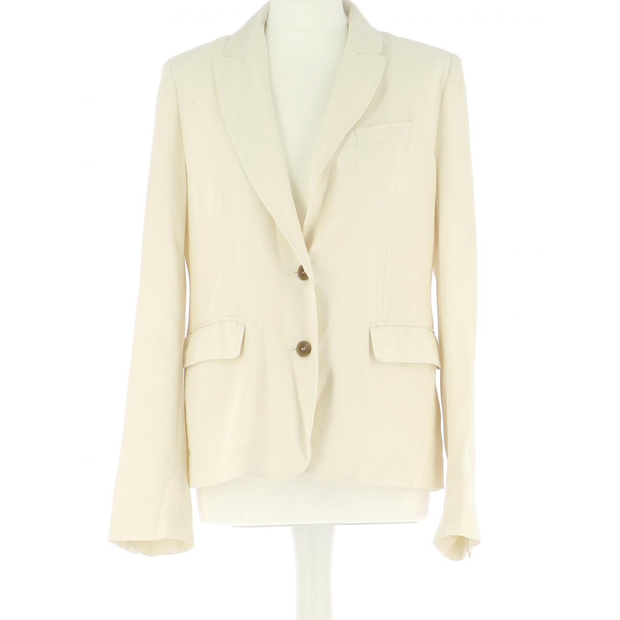 Comptoir Des Cotonniers - Veste   pour femme - beige