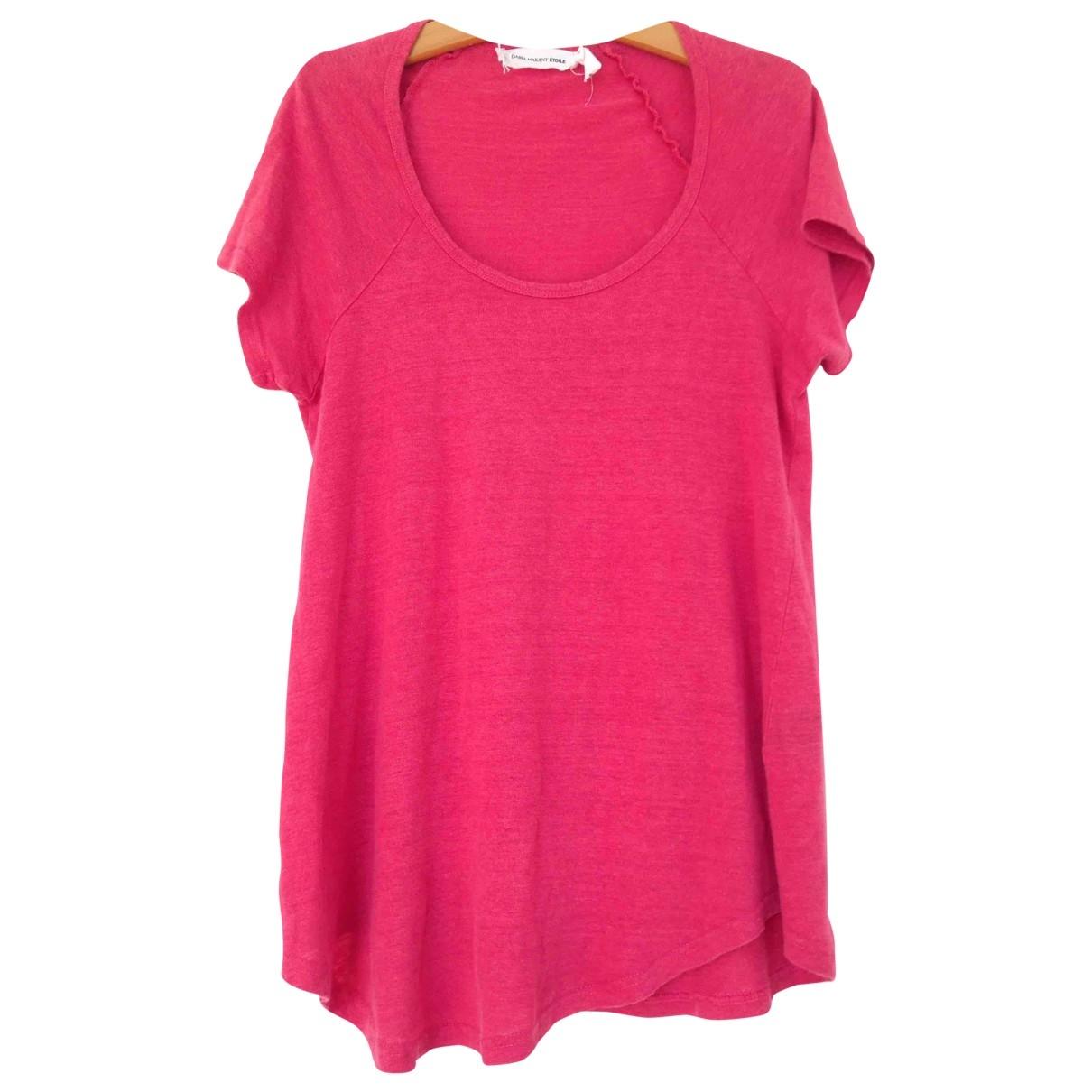 Camisa de Lino Isabel Marant Etoile