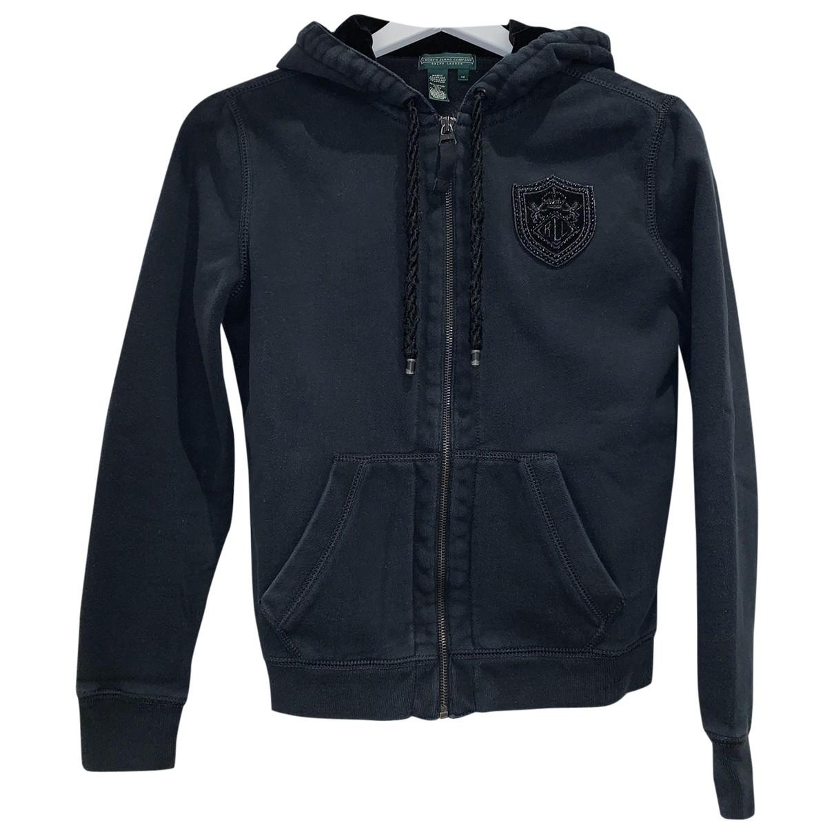 Ralph Lauren \N Pullover in  Schwarz Baumwolle