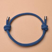 Simple Braided Bracelet