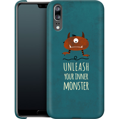 Huawei P20 Smartphone Huelle - Unleash Your Inner Monster von Statements