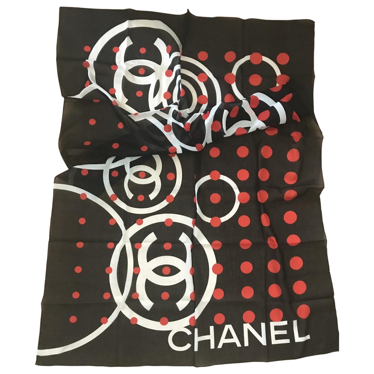 Chanel - Bain   pour femme en coton - noir