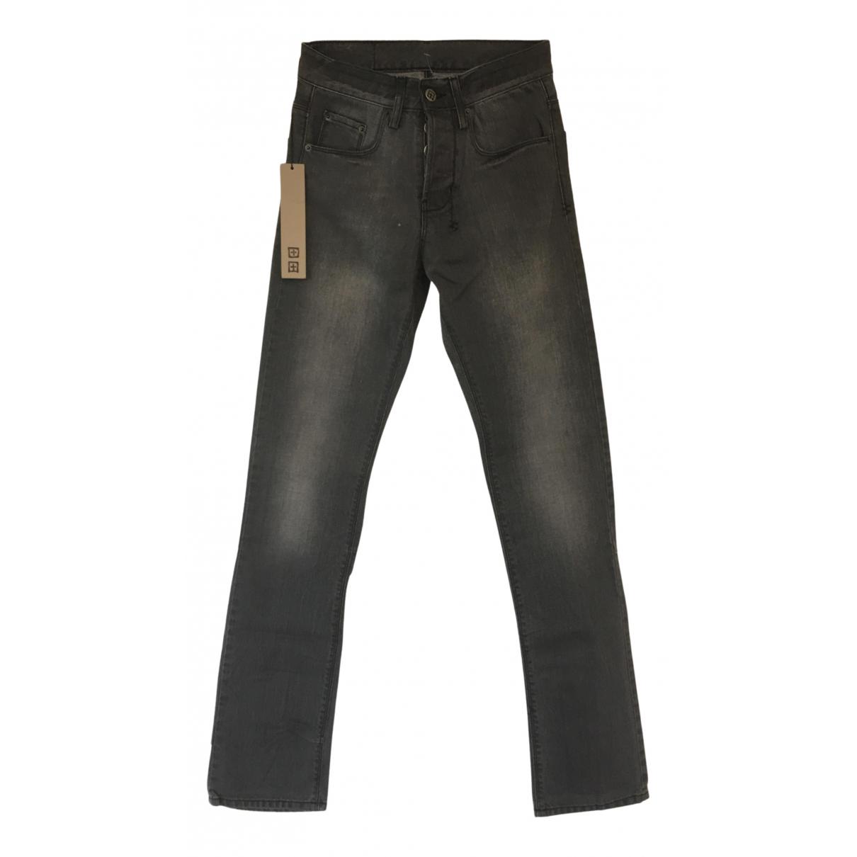 Ksubi N Grey Cotton - elasthane Jeans for Men 28 US