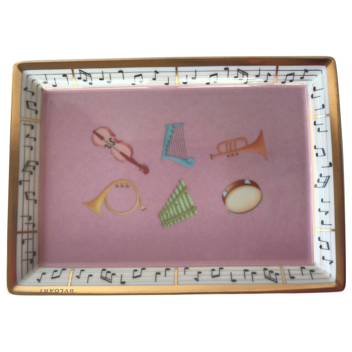 Bvlgari - Objets & Deco   pour lifestyle en ceramique - multicolore