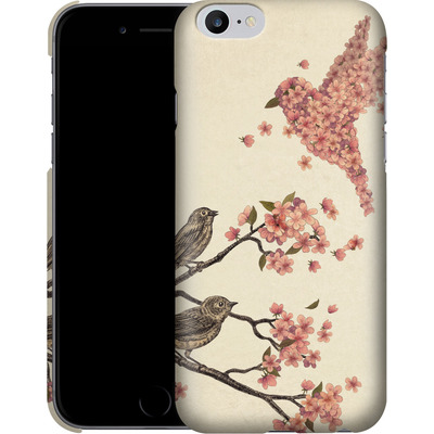 Apple iPhone 6s Plus Smartphone Huelle - Blossom Bird von Terry Fan