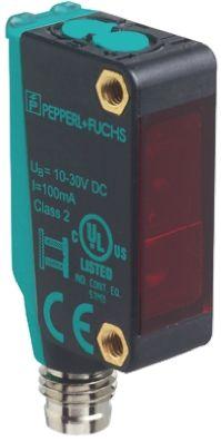 Pepperl + Fuchs Photoelectric Sensor Diffuse 1 m Detection Range PNP