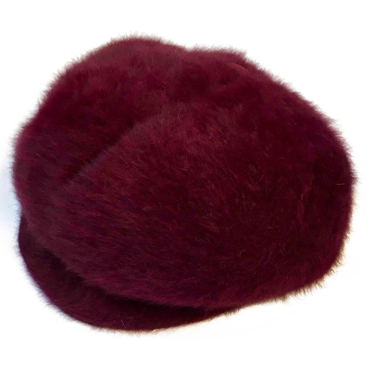 Kangol - Chapeau   pour femme en laine - violet