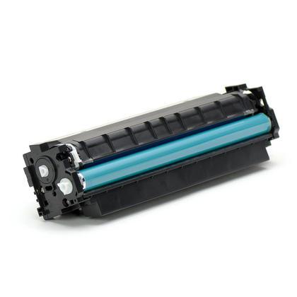 Compatible HP 410X CF411X cartouche de toner cyan haute capacité - Moustache®