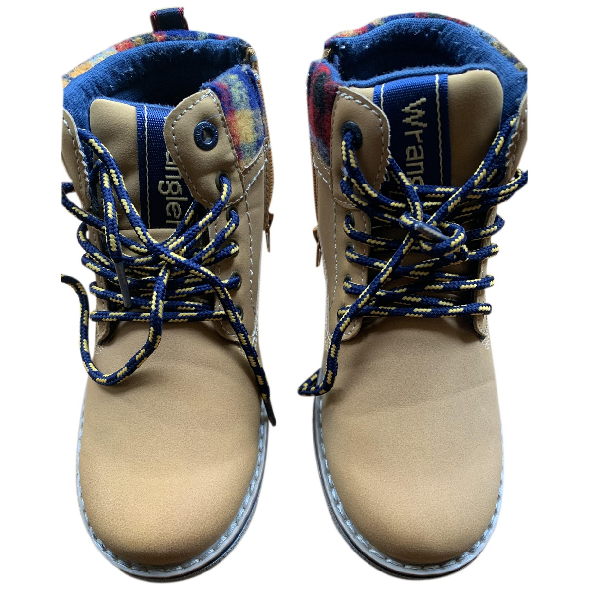 Botas de Cuero Wrangler
