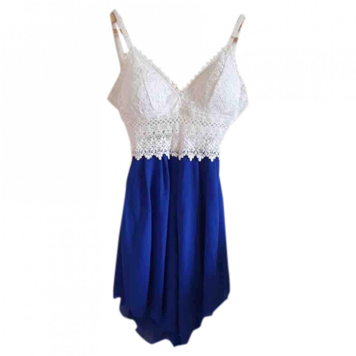 Non Signé / Unsigned \N Blue dress for Women One Size FR