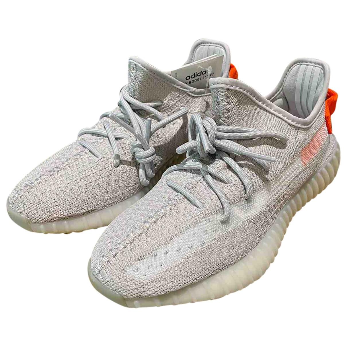 Yeezy X Adidas - Baskets Boost 350 V2 pour femme - orange