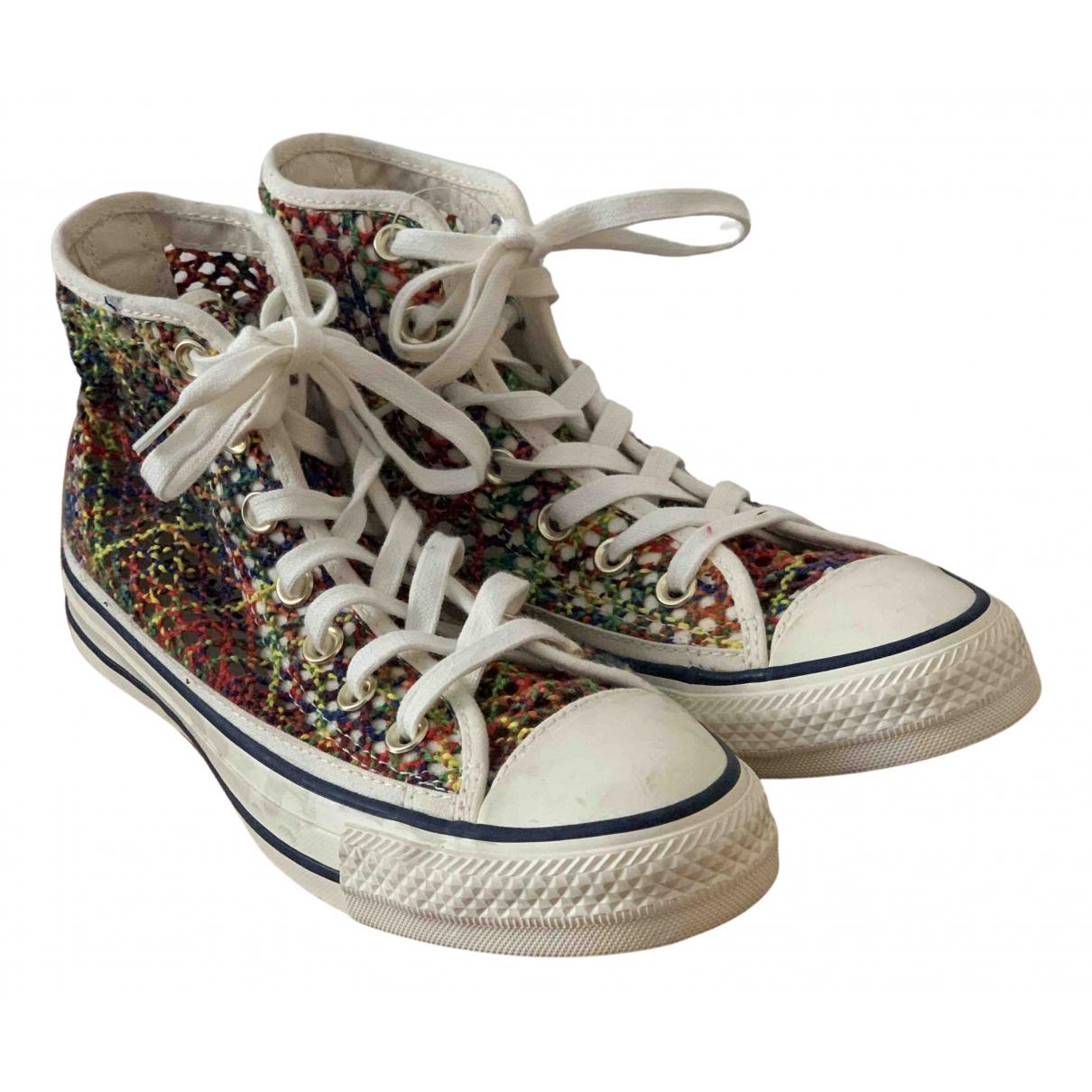 Converse \N Sneakers in  Bunt Tweed