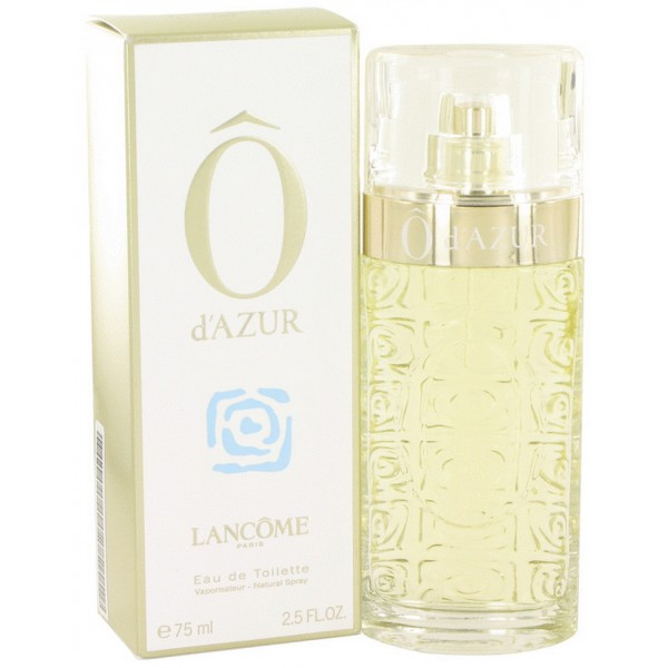 O Dazur - Lancome Eau de Toilette Spray 75 ML
