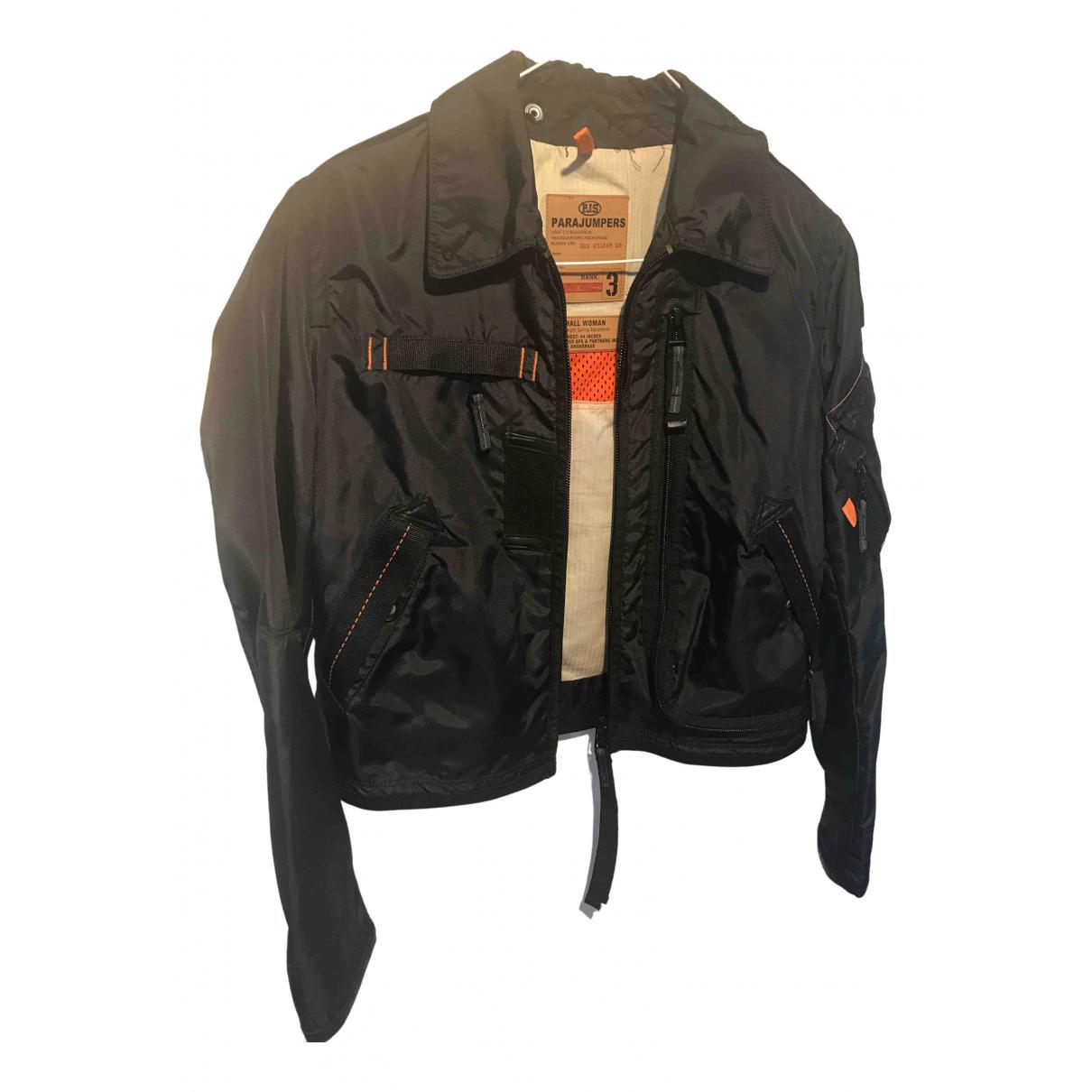 Parajumpers \N Black jacket for Women 38 FR