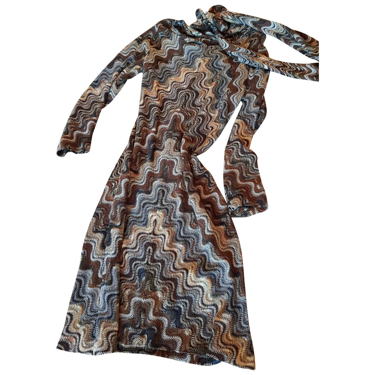 Missoni \N Kleid in Wolle