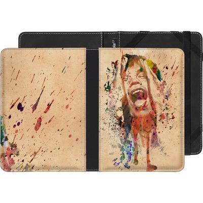 Amazon Kindle Touch eBook Reader Huelle - Scream von Mark Ashkenazi