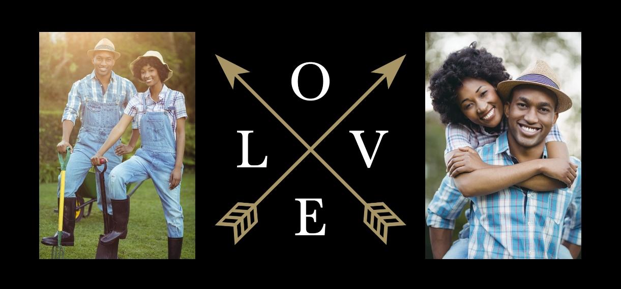 Love 11 oz. Mug, Gift -Arrow Love
