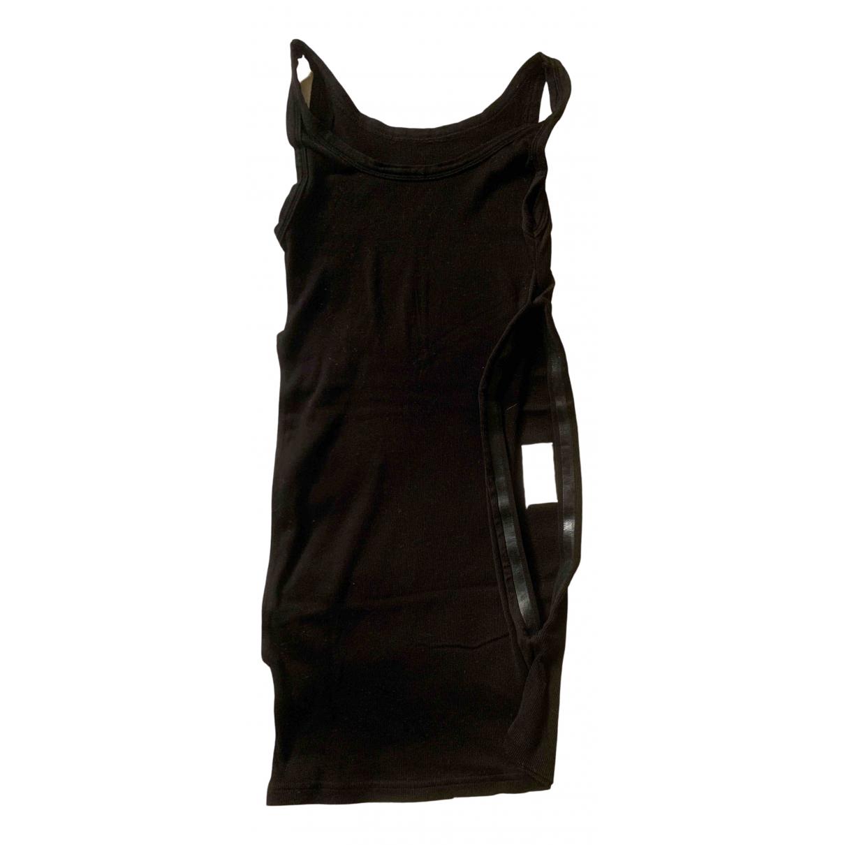 Maison Martin Margiela \N Black Cotton  top for Women S International