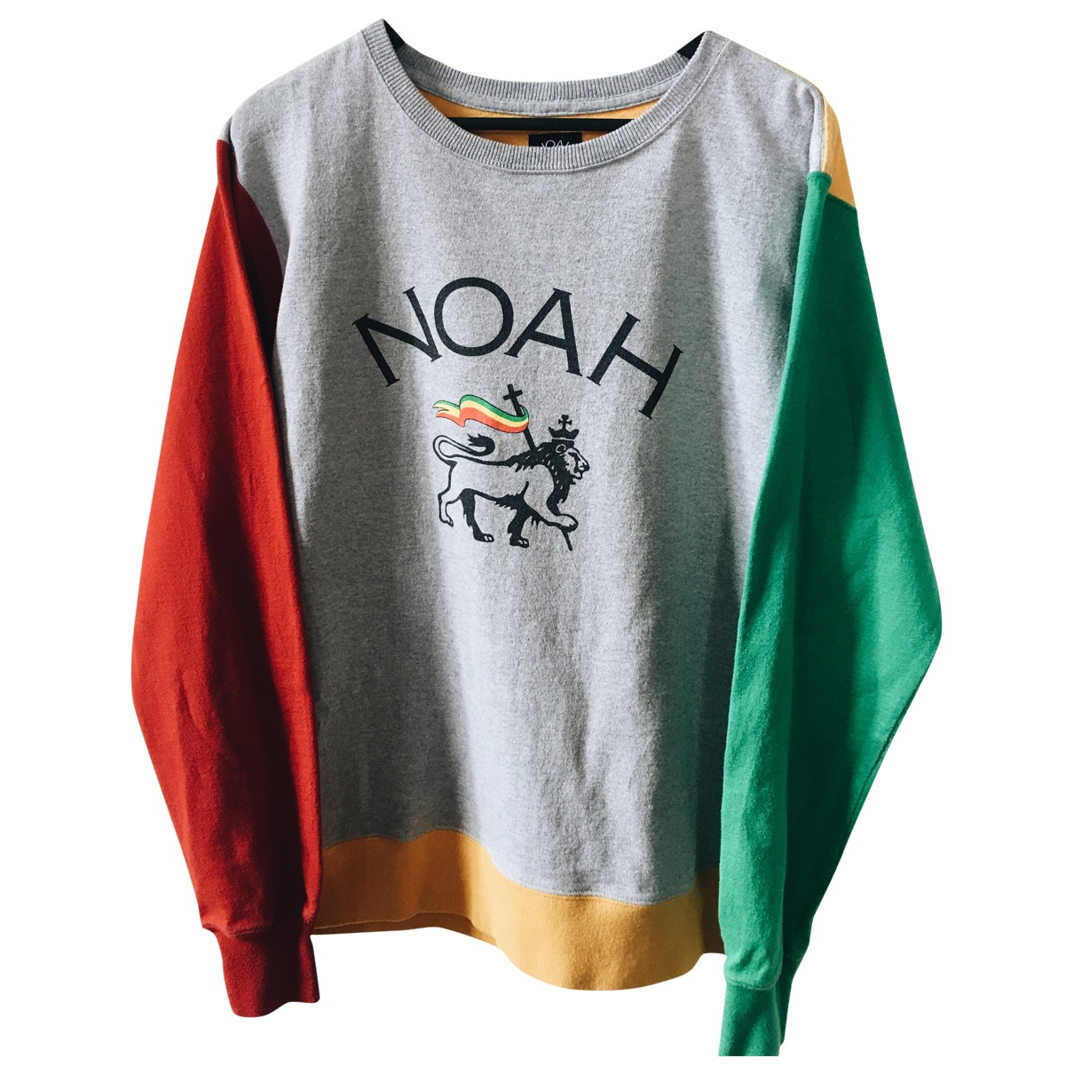Noah \N Pullover.Westen.Sweatshirts  in  Bunt Baumwolle