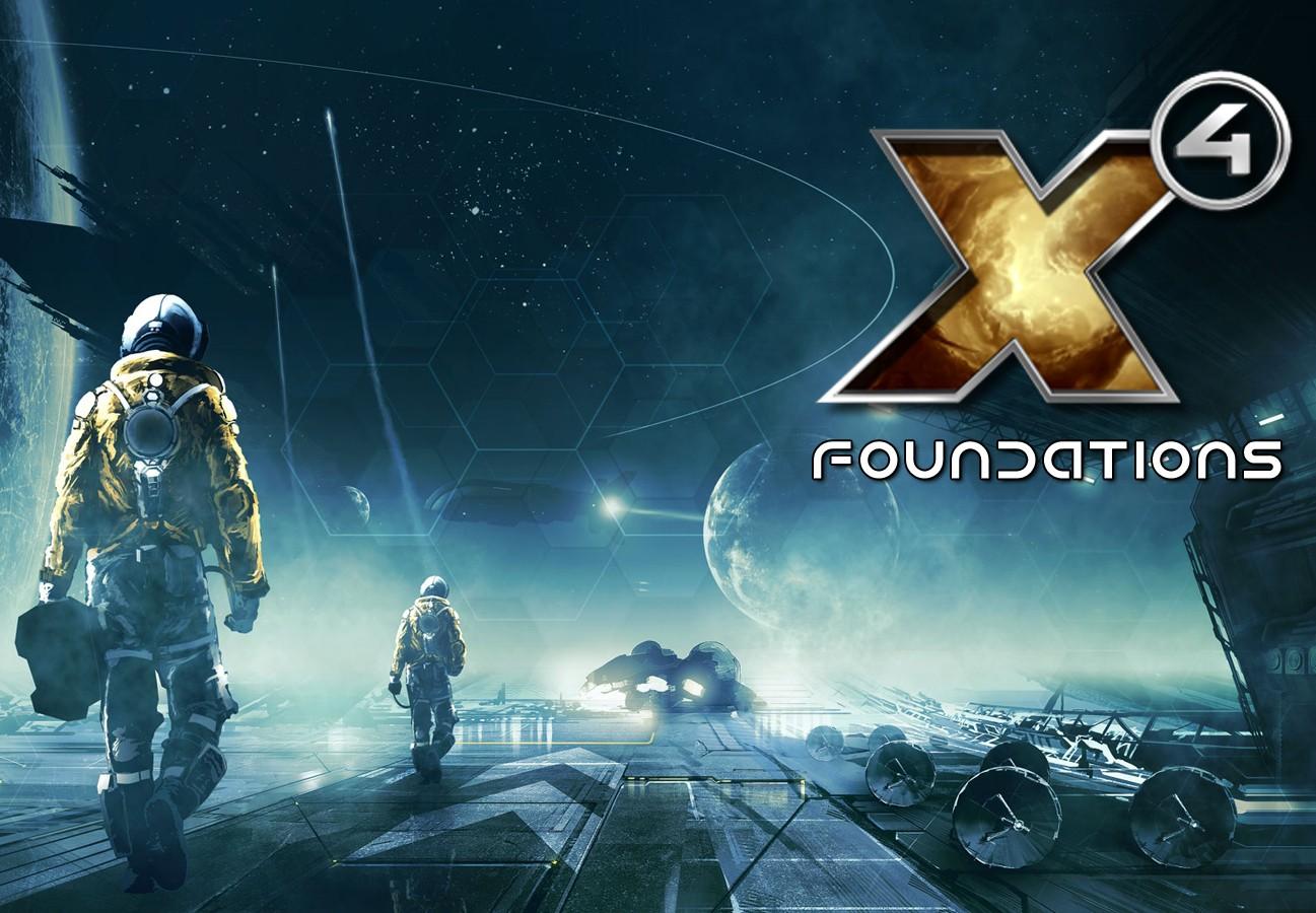 X4: Foundations EU Steam Altergift