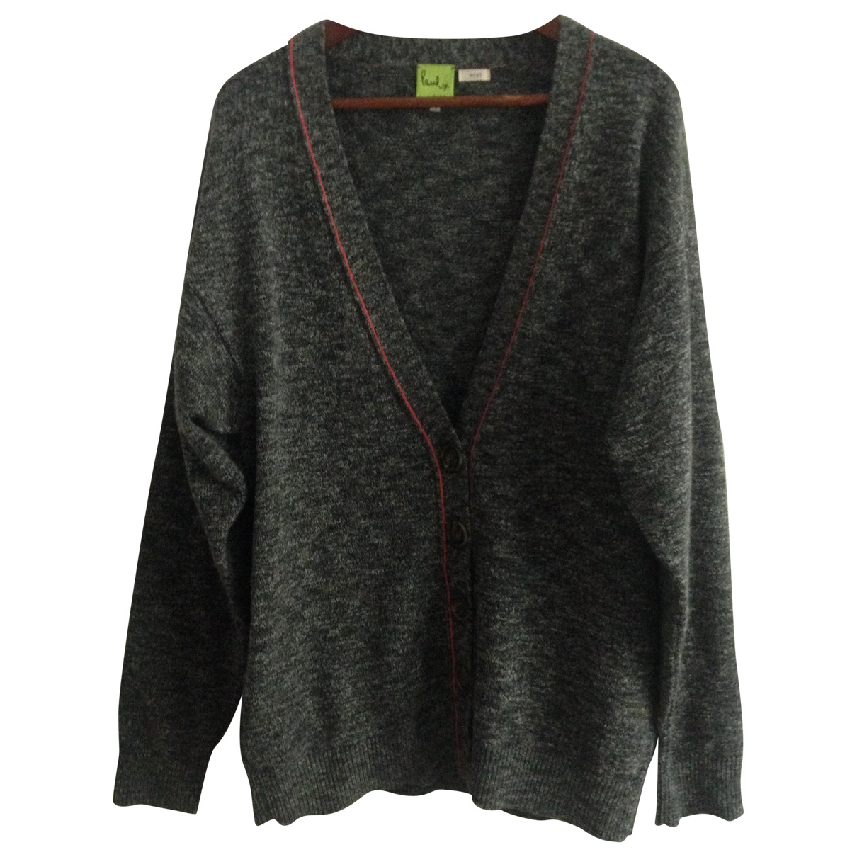 Paul Smith \N Grey Wool Knitwear for Women L International
