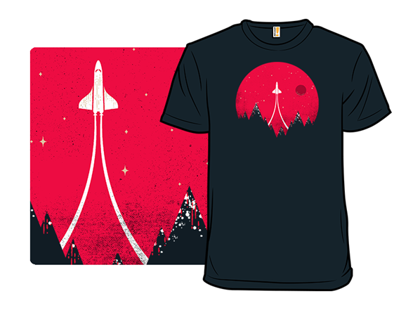 A Journey To The Stars T Shirt