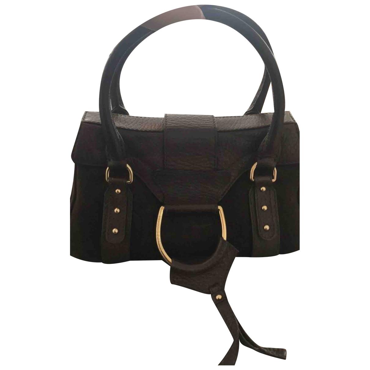 Dolce & Gabbana \N Brown Leather handbag for Women \N