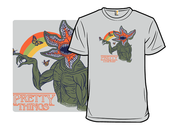 Pretty Things T Shirt