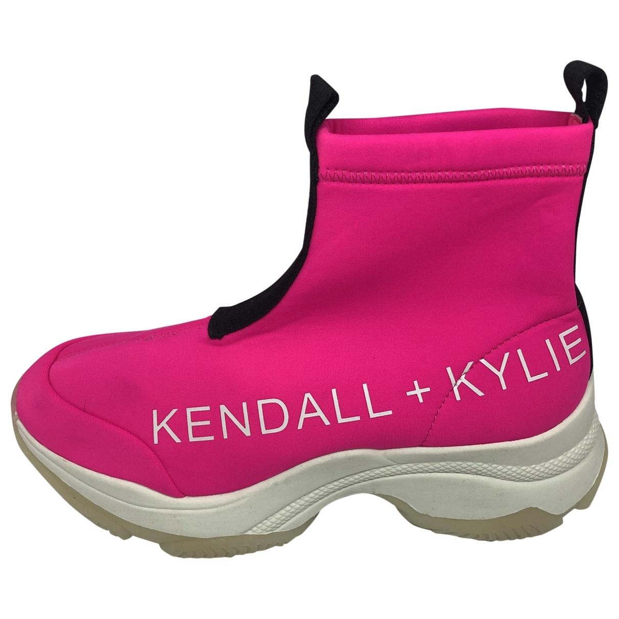 Kendall + Kylie - Baskets   pour femme - rose