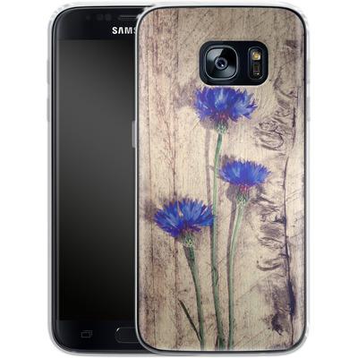 Samsung Galaxy S7 Silikon Handyhuelle - Feeke von Marie-Luise Schmidt
