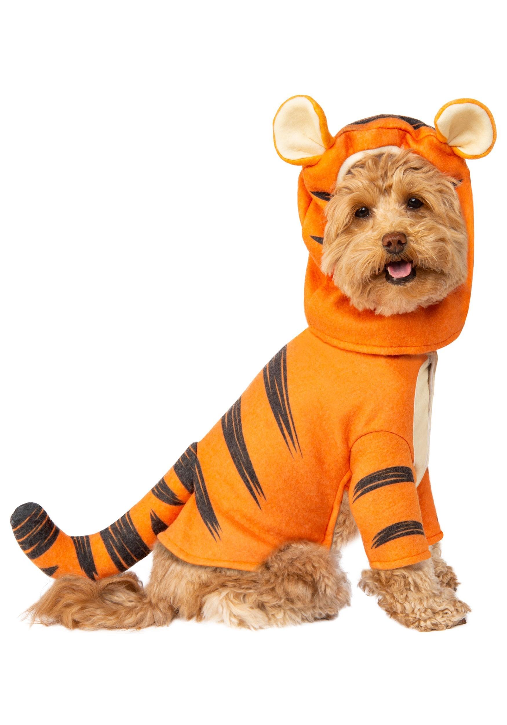 Tigger Pet Winnie the Pooh Costume