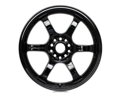 GramLights WGIX38EGX 57DR Wheel 18x9.5 5x114.3 38mm Glossy Black