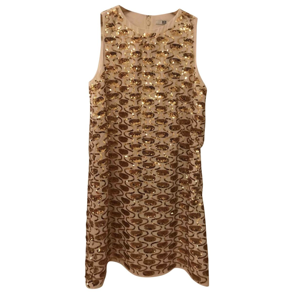 Iceberg \N Gold dress for Women S International