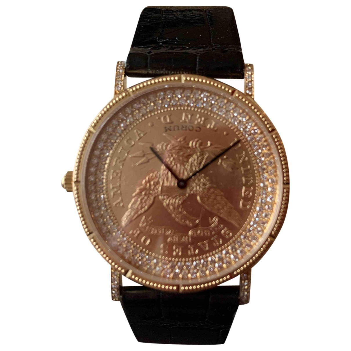 Reloj de Oro amarillo Corum