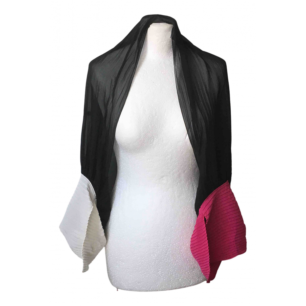 Giorgio Armani - Veste   pour femme en soie - multicolore