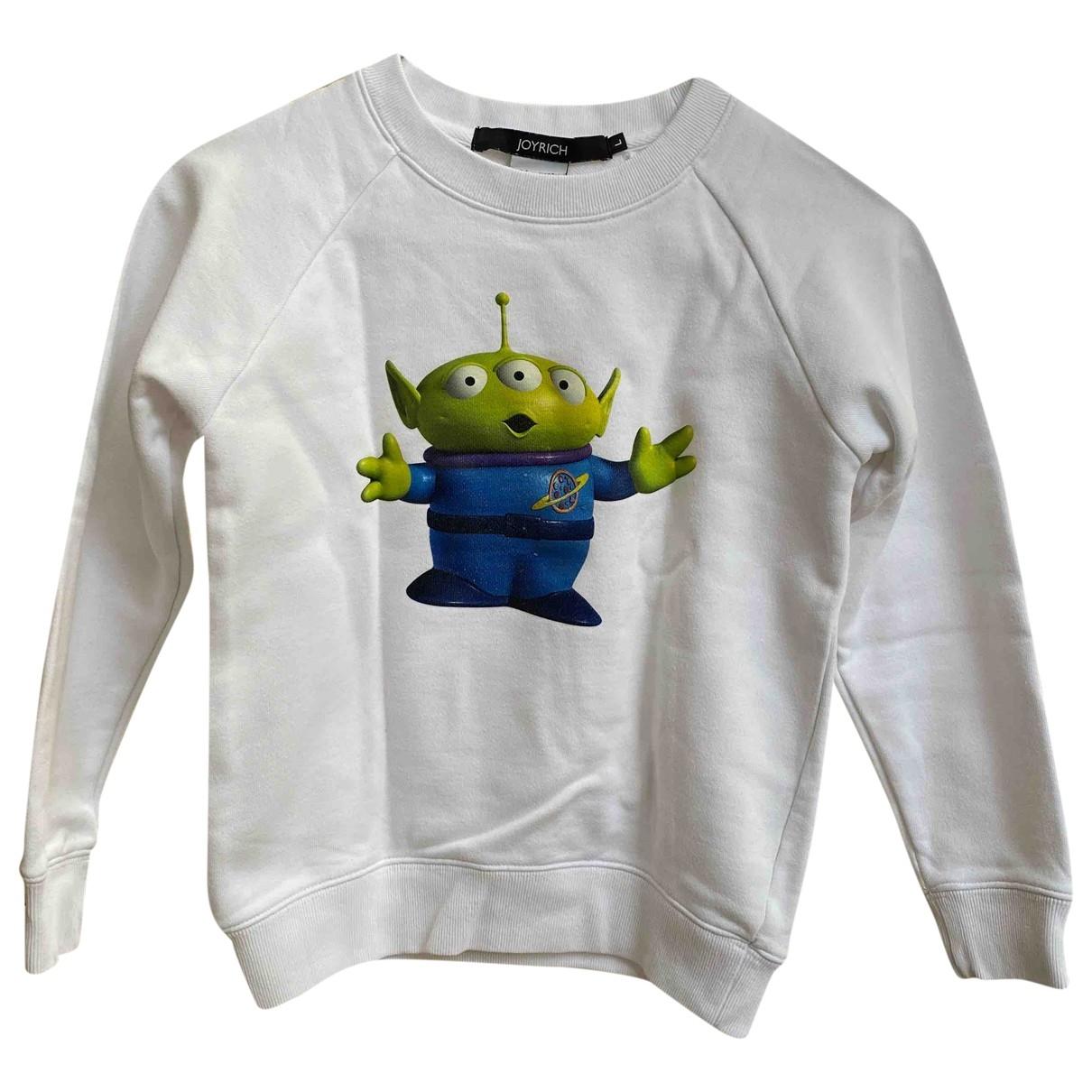Joyrich - Top   pour enfant en coton - blanc