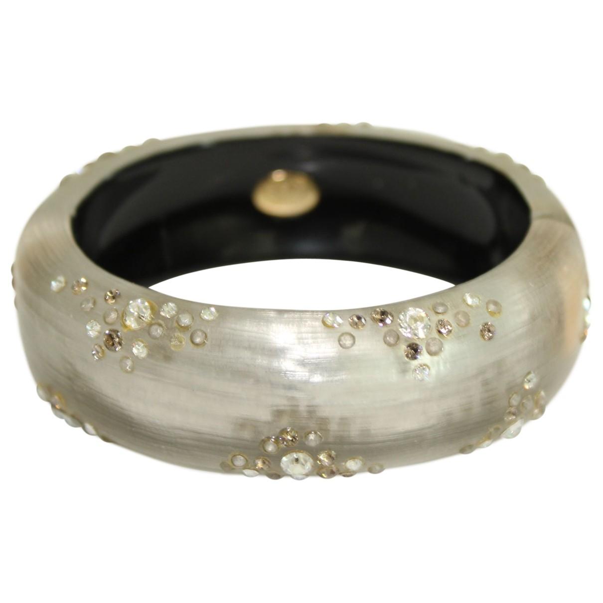 Alexis Bittar \N Armband in  Grau Metall