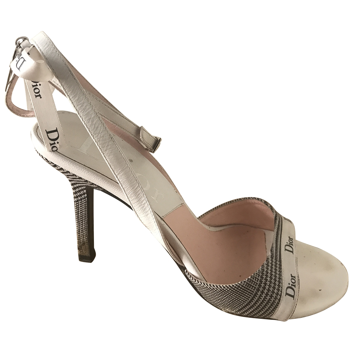 Dior - Sandales   pour femme en cuir