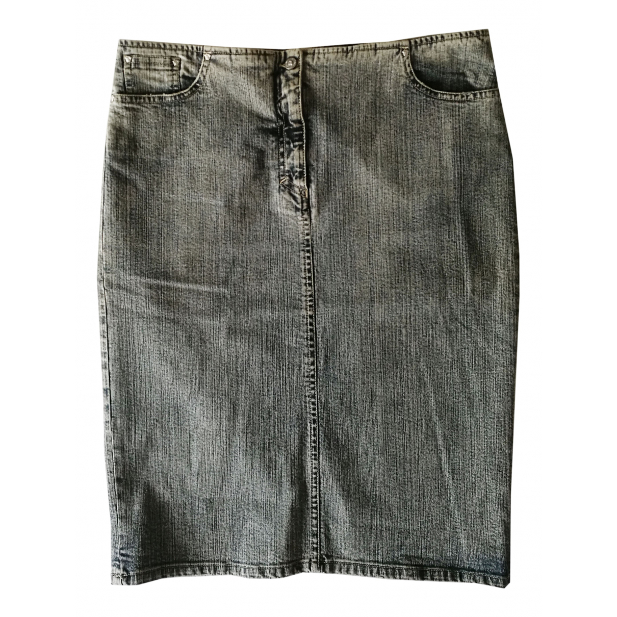 Versace Jeans \N Rocke in Denim - Jeans