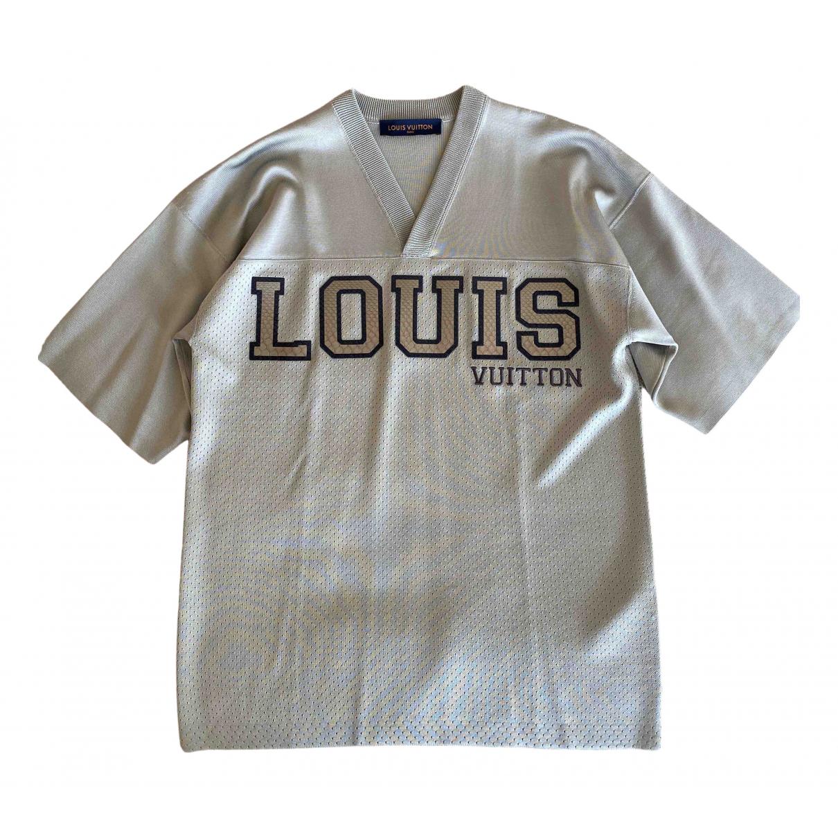 Louis Vuitton - Tee shirts   pour homme - gris