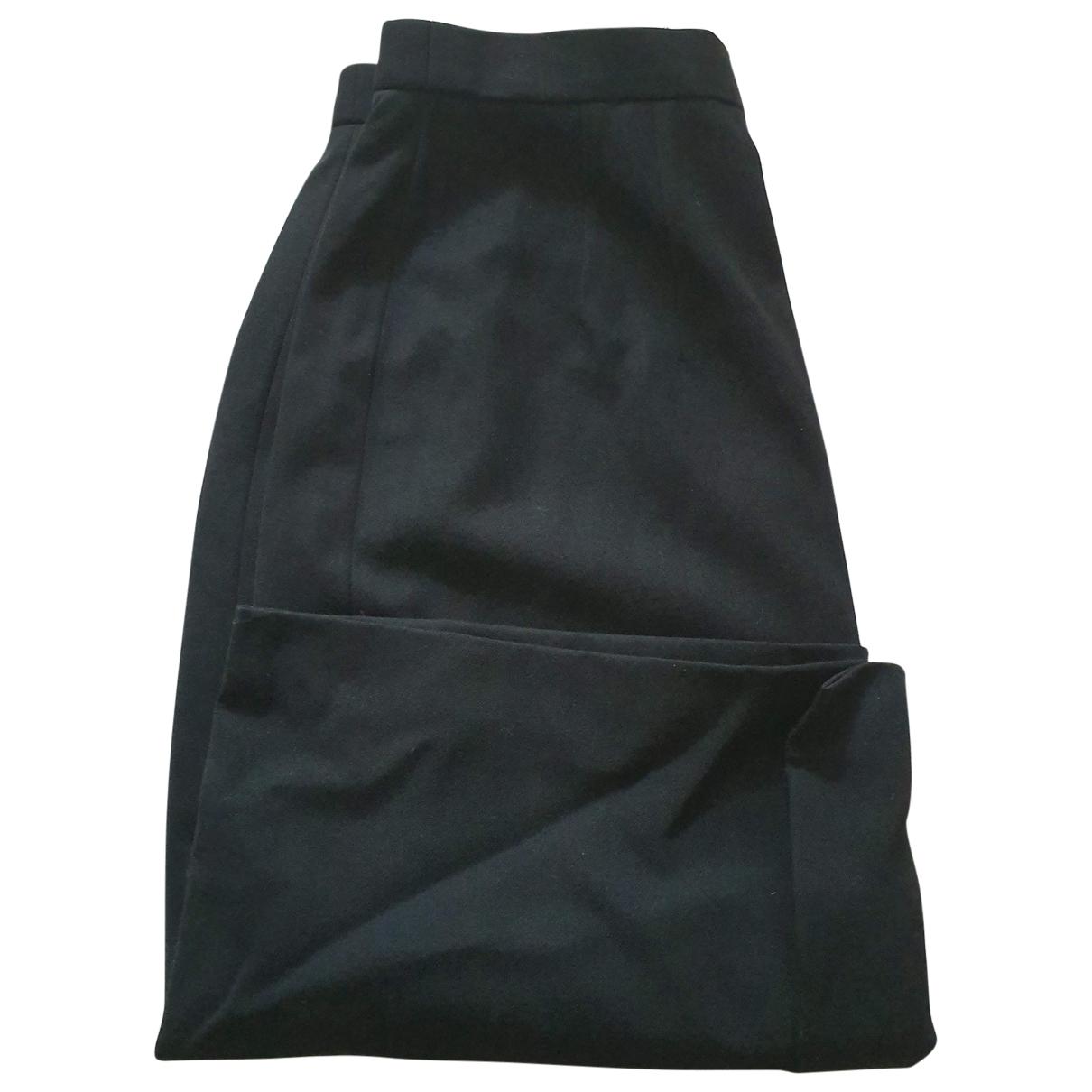 Falda midi de Lana Escada