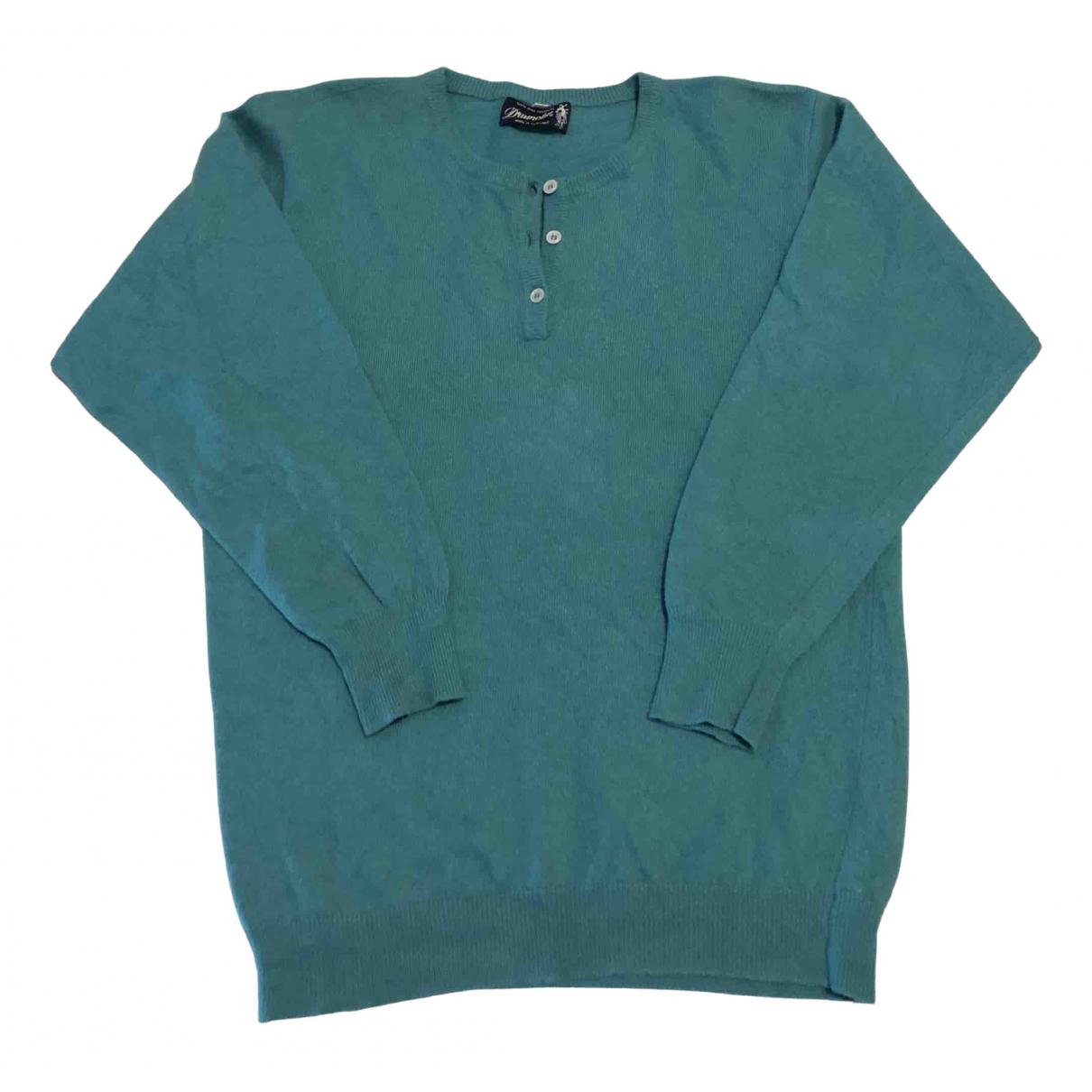 Drumohr \N Green Cashmere Knitwear for Women M International