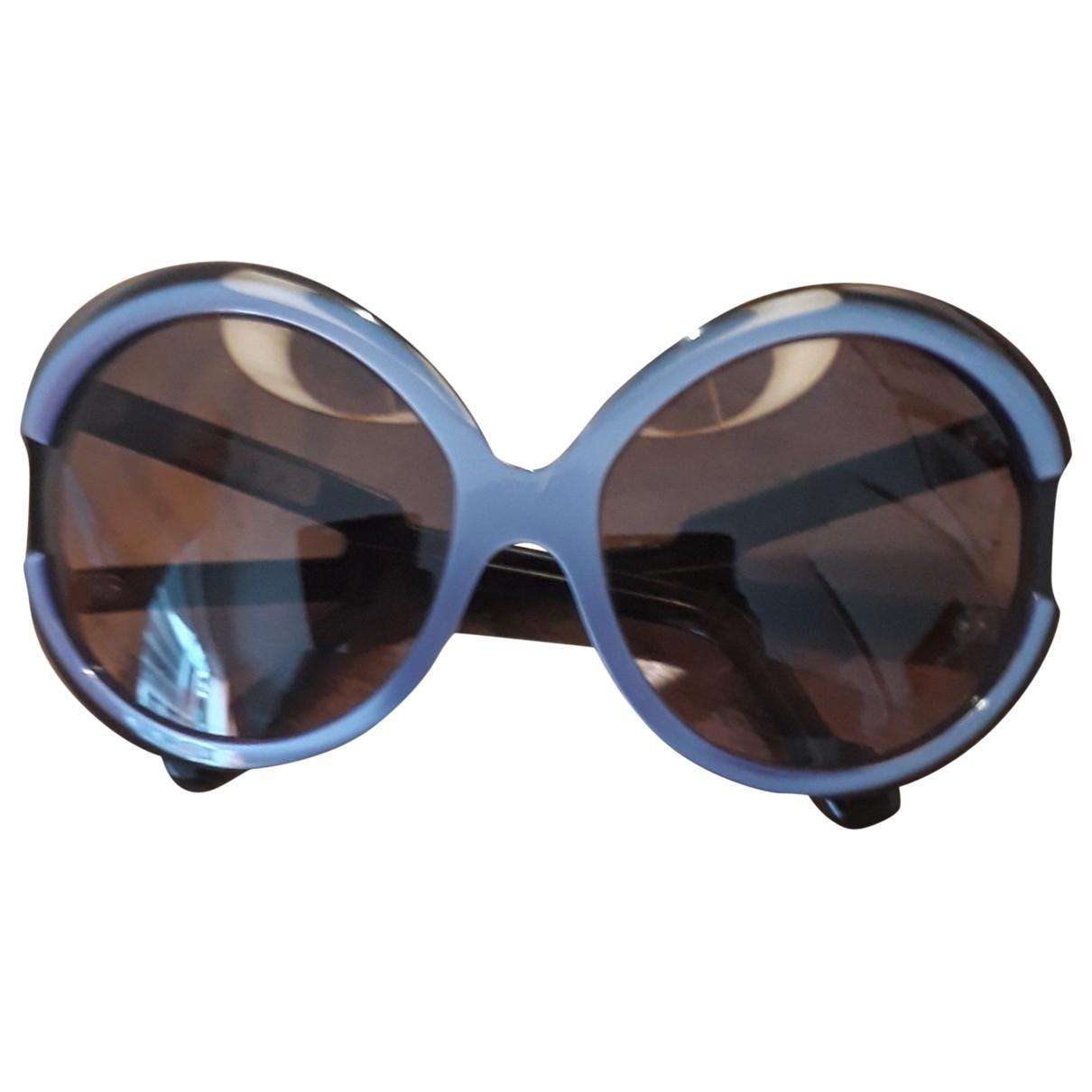 Marni \N Sonnenbrillen in  Lila Kunststoff