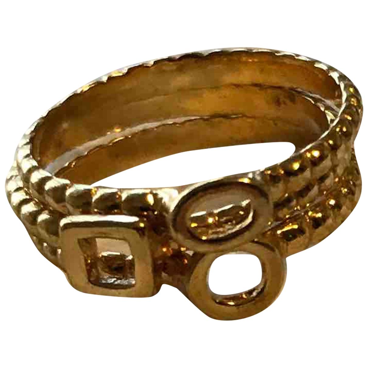 Gorjana \N Gold Gold plated ring for Women J ½ UK